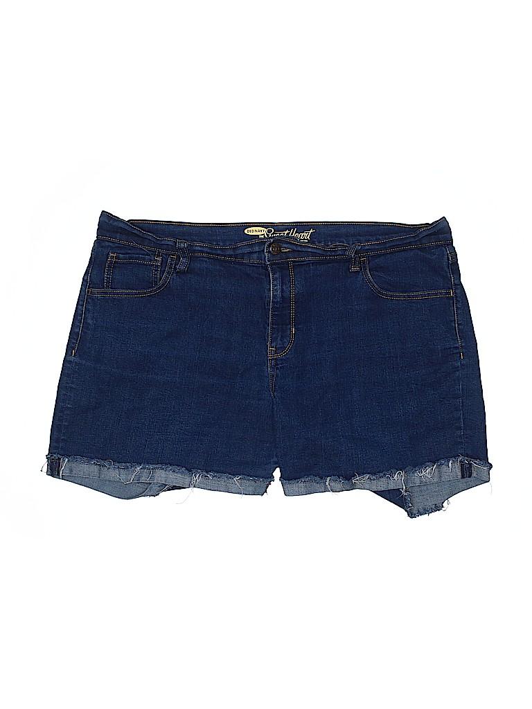Old Navy Women Denim Shorts Size 16