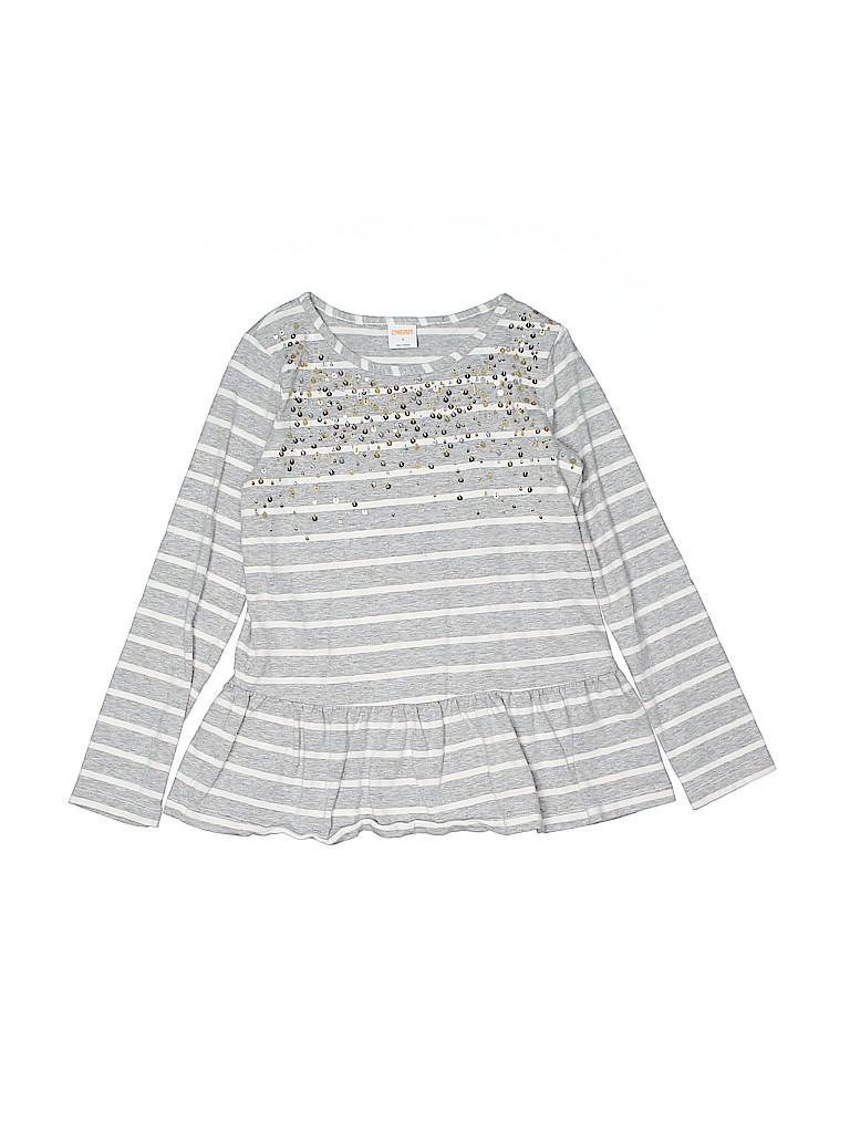 Gymboree Girls Long Sleeve T-Shirt Size 8