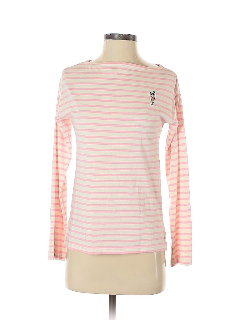 Lou & Grey Women Long Sleeve T-Shirt Size XS
