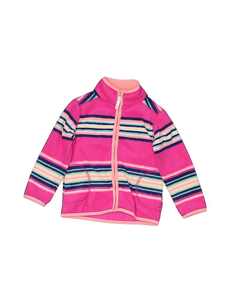 Carter's Girls Fleece Jacket Size 2T