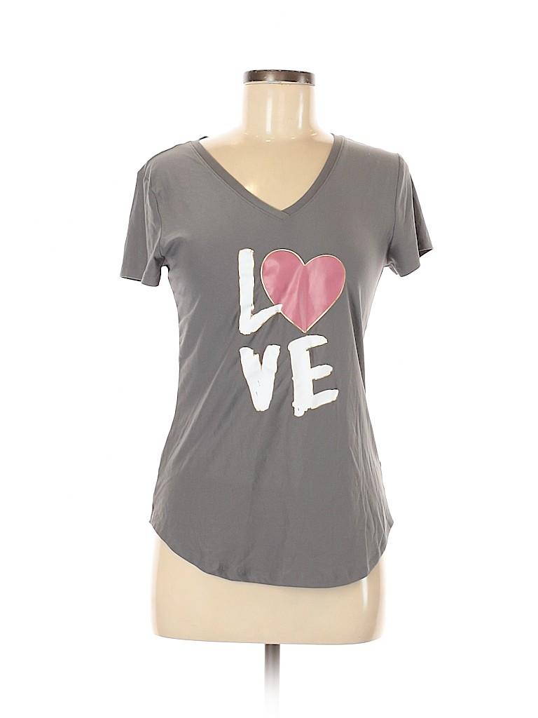 No Boundaries Women Short Sleeve T-Shirt Size M