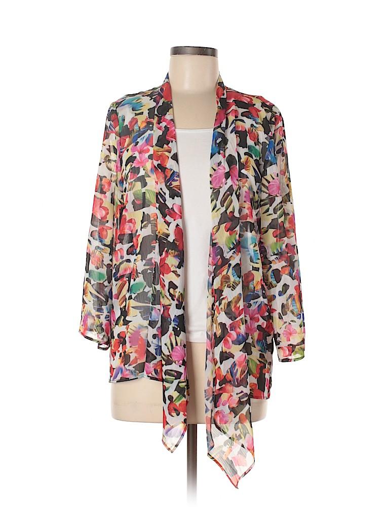 Slinky Brand Women Kimono Size M