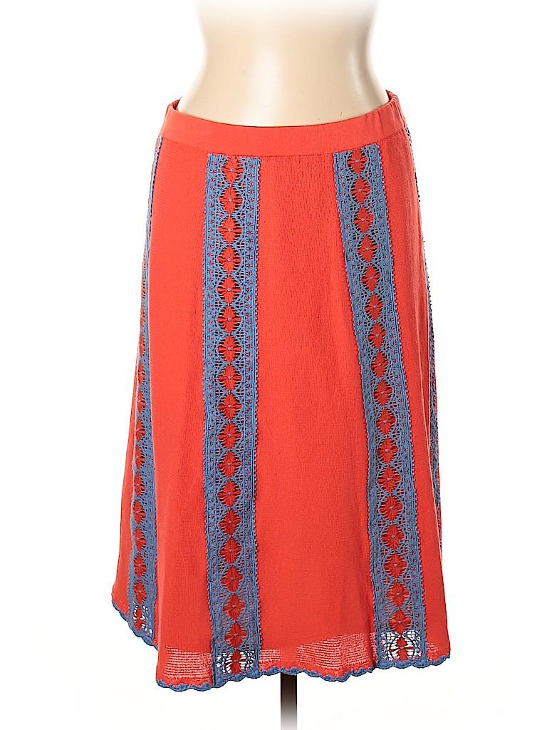 Tory Burch Women Casual Skirt Size L