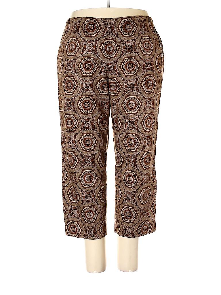 Liz Claiborne Women Casual Pants Size 20 (Plus)