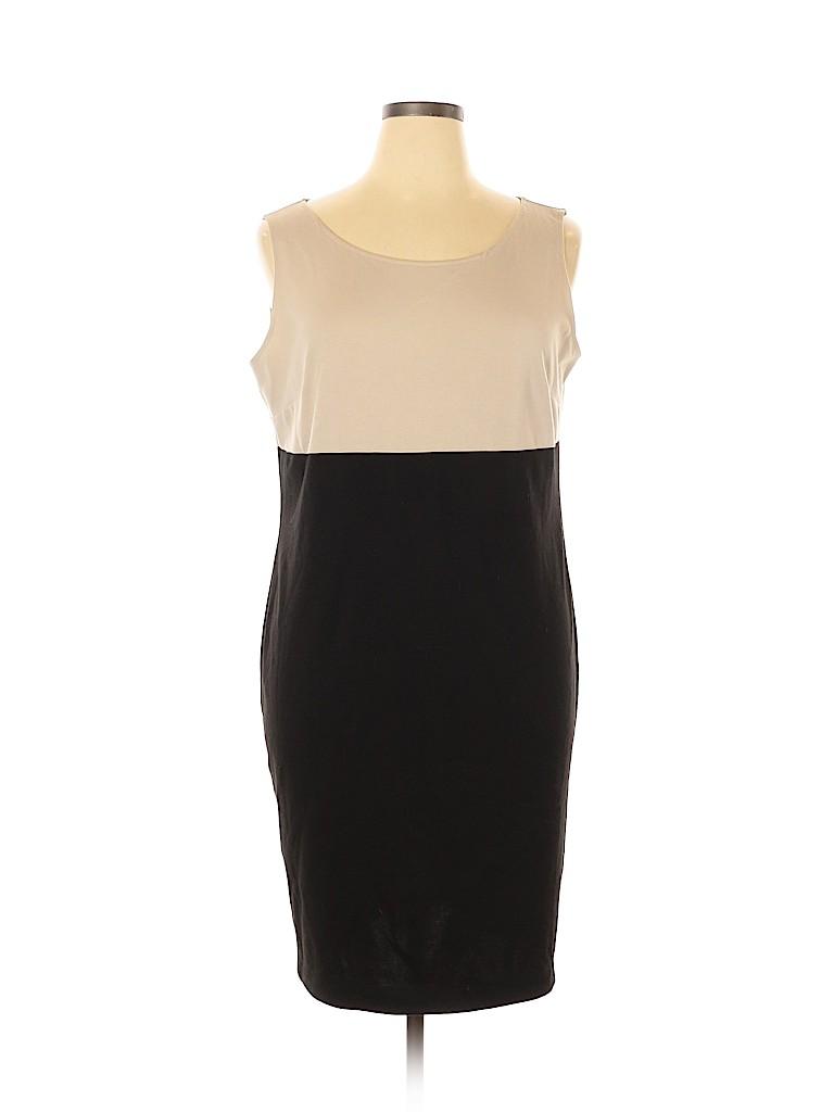 Danny & Nicole Women Casual Dress Size 16