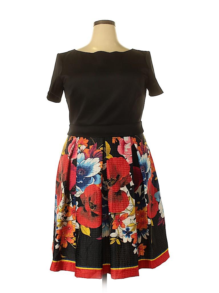 Gabby Skye Women Cocktail Dress Size 14W