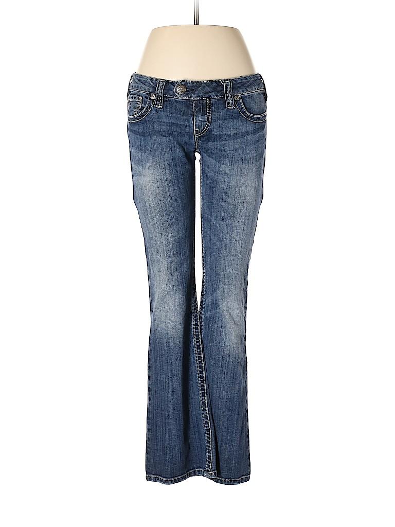 Silver Women Jeans 29 Waist