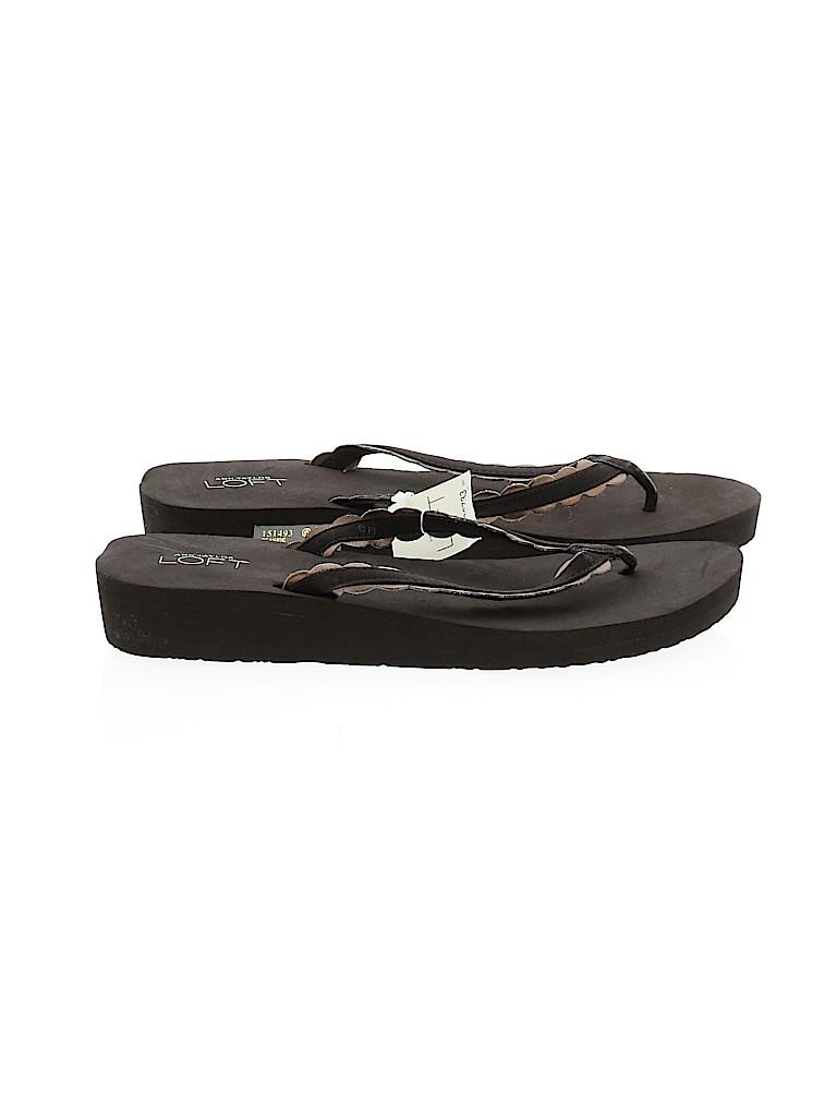 Ann Taylor LOFT Women Flip Flops Size 6