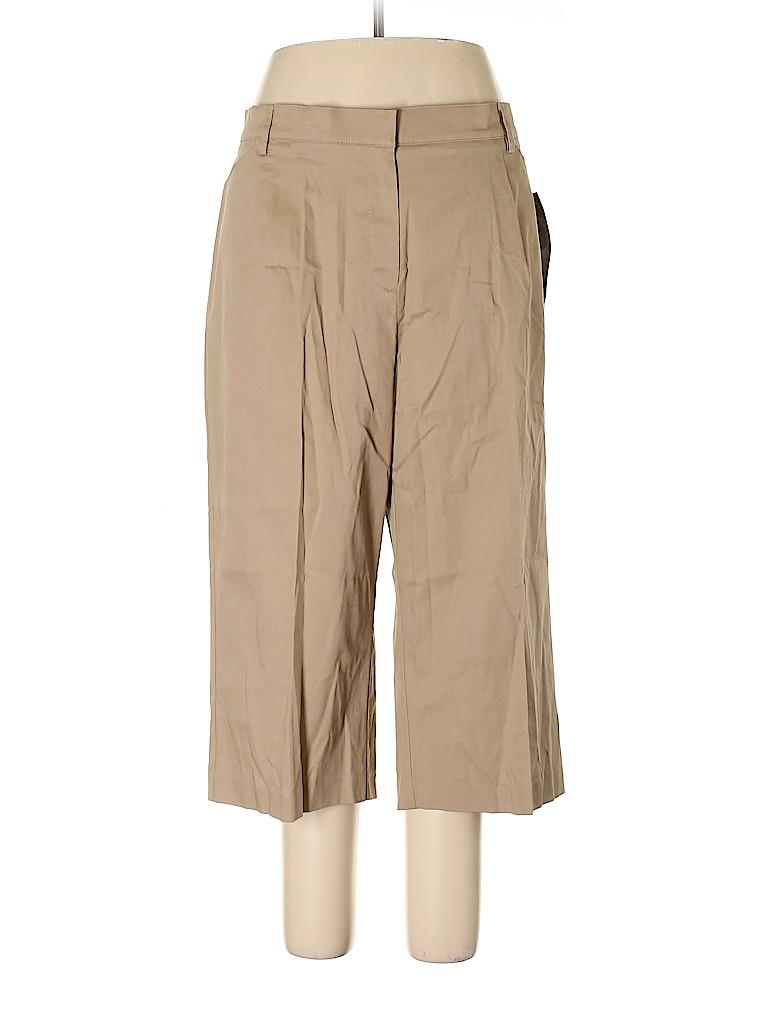 Larry Levine Women Casual Pants Size 20W (Plus)