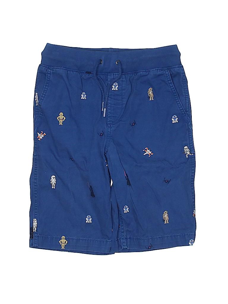 Gap Boys Khaki Shorts Size L (Youth)
