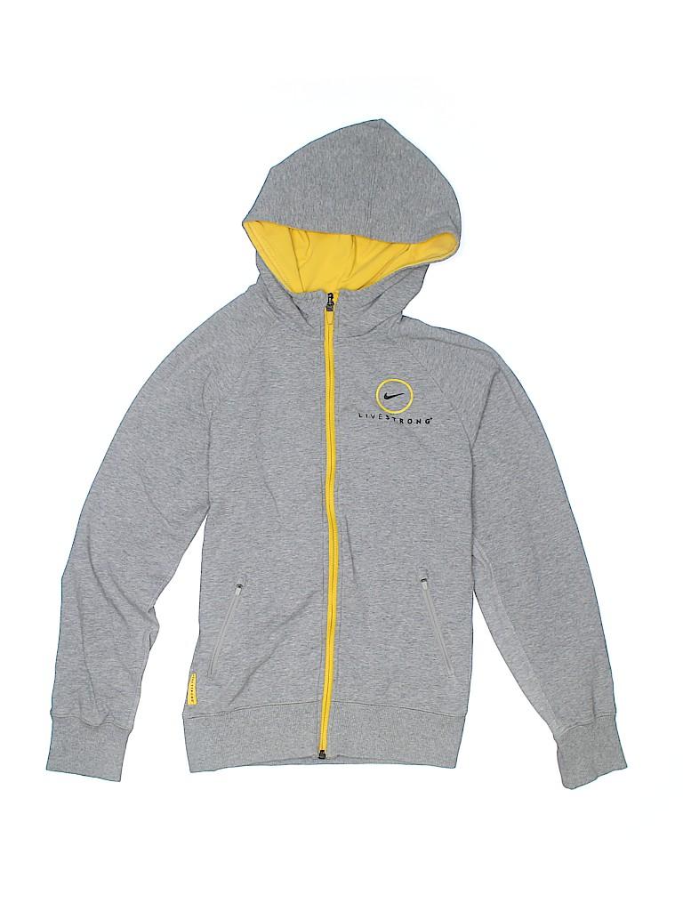 Nike Boys Track Jacket Size L (Youth)