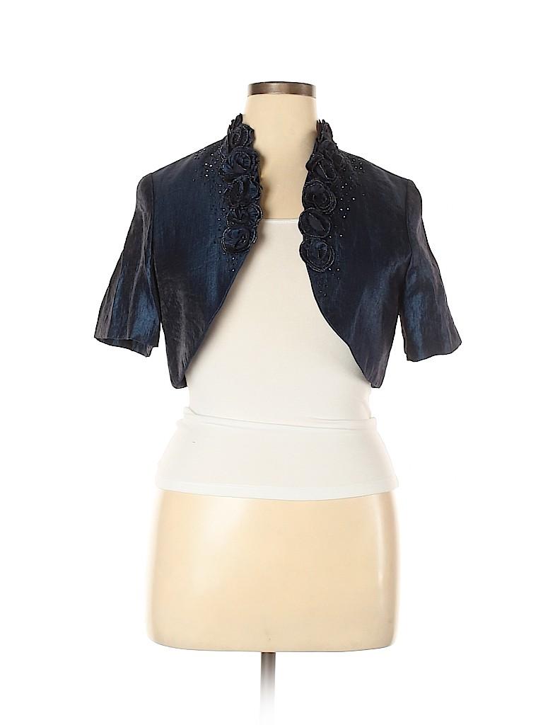 R&M Richards Women Jacket Size 14 (Petite)