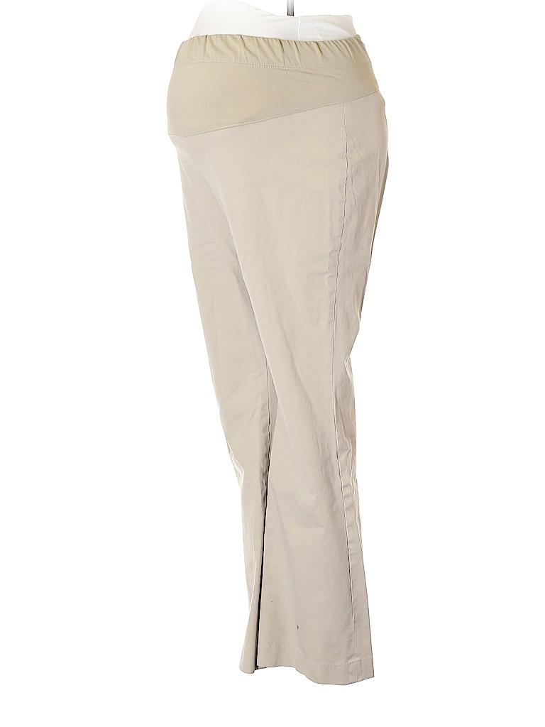 Gap - Maternity Women Khakis Size 10 (Maternity)