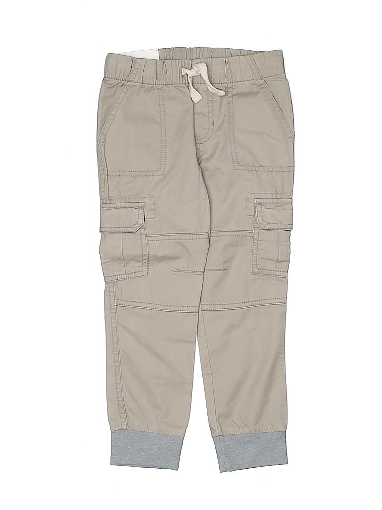 Cat & Jack Boys Cargo Pants Size 4T