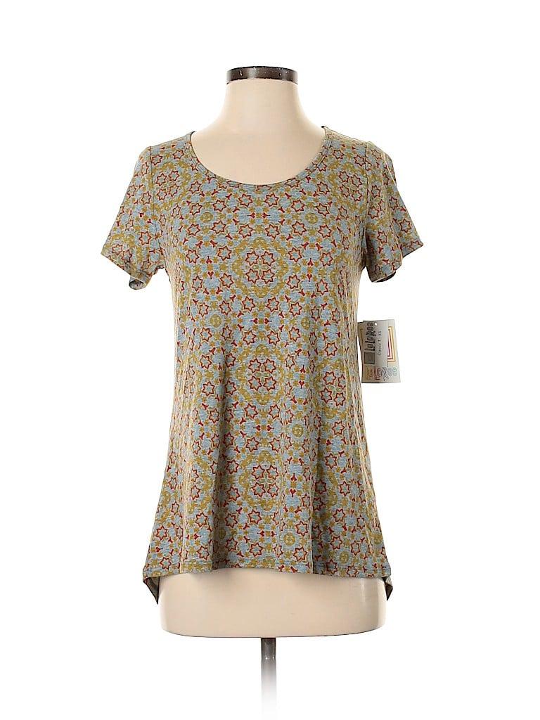 Lularoe Women Short Sleeve Top Size XS