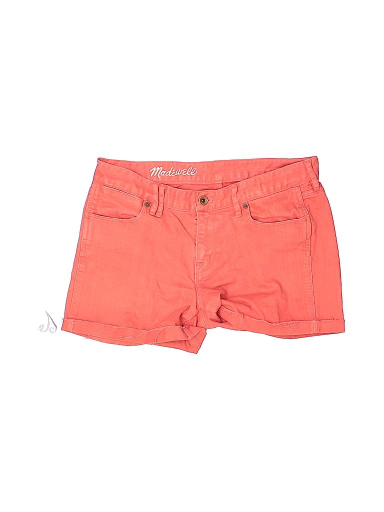 Madewell Women Denim Shorts 28 Waist