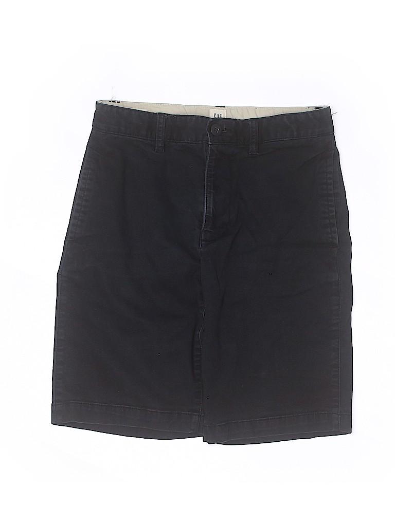 Gap Kids Boys Khaki Shorts Size 14