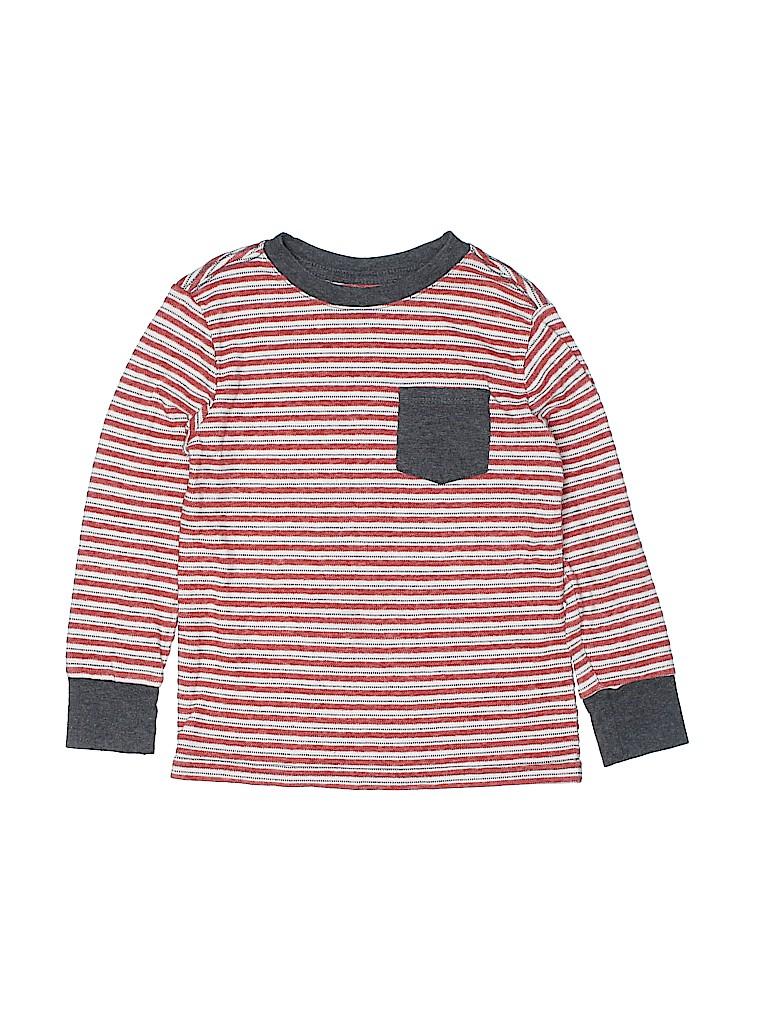 Cat & Jack Boys Long Sleeve T-Shirt Size 4-5