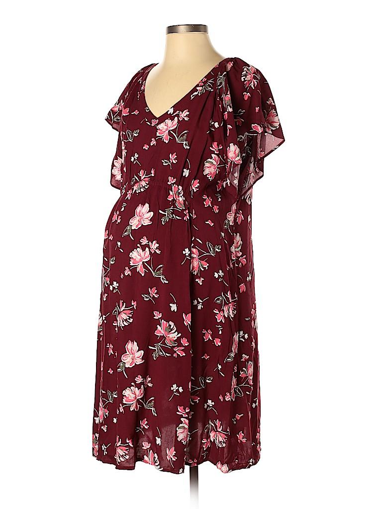 A:glow Women Casual Dress Size S (Maternity)