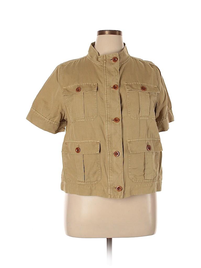 J. Crew Women Jacket Size XL
