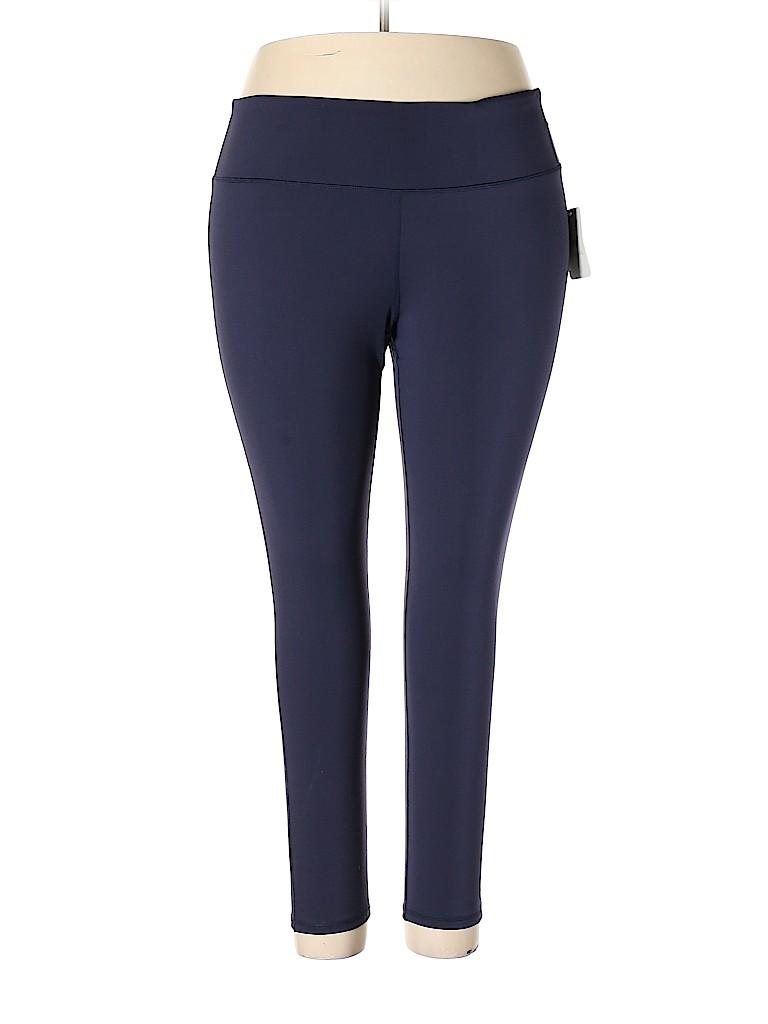 Yogagurl Women Active Pants Size 1X (Plus)