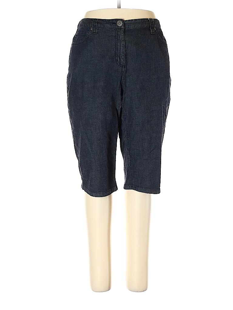 INC International Concepts Women Jeans Size 14W