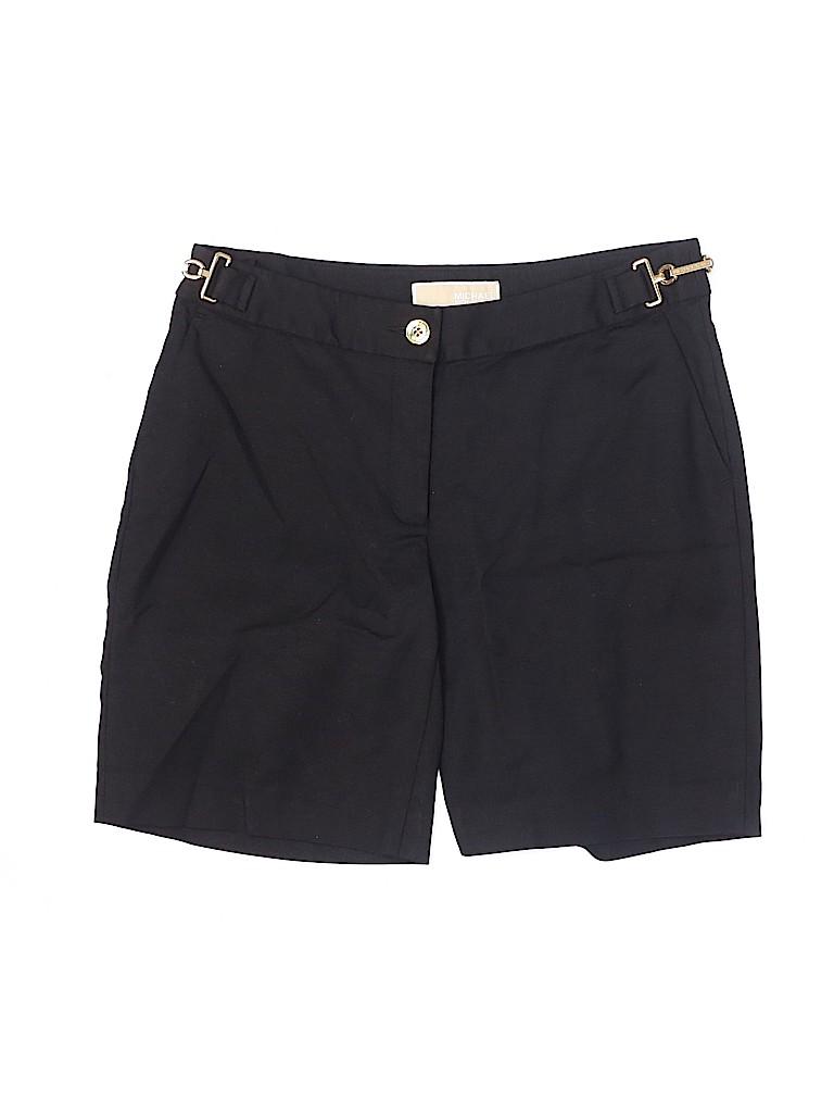 MICHAEL Michael Kors Women Khaki Shorts Size 2