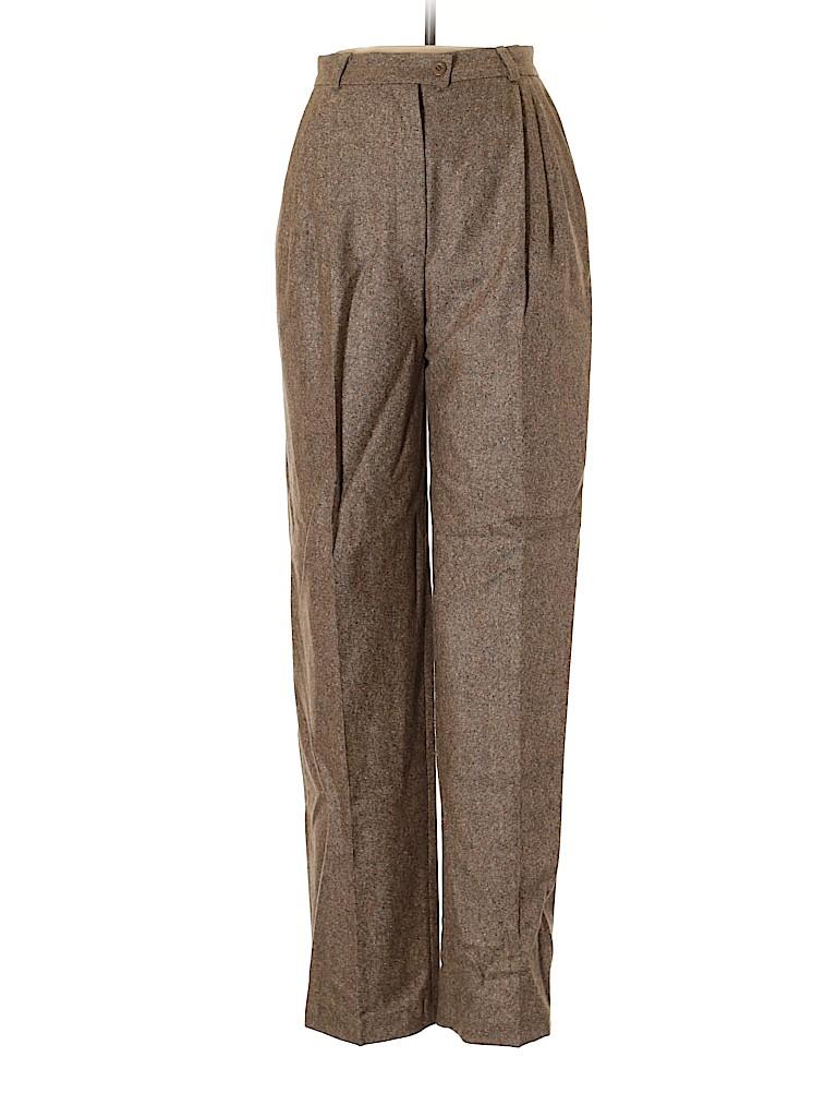 Zanella Women Wool Pants Size 6