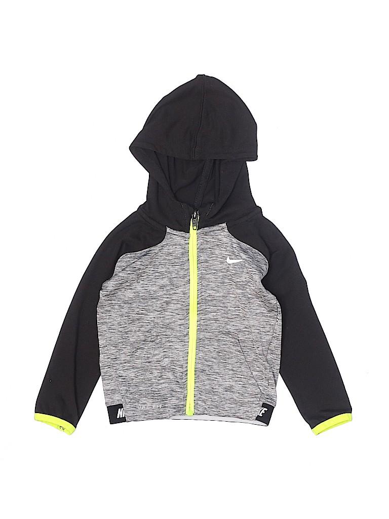 Nike Boys Zip Up Hoodie Size 12 mo