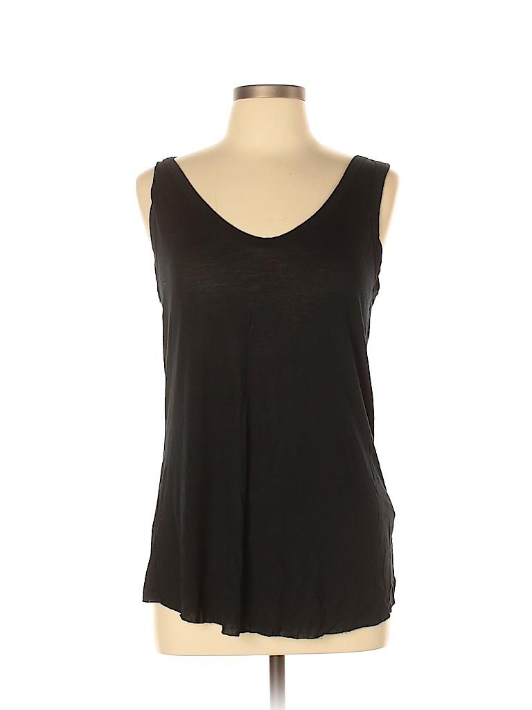 Natural Life Women Sleeveless T-Shirt Size L