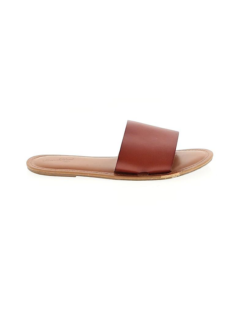 Universal Thread Women Sandals Size 6