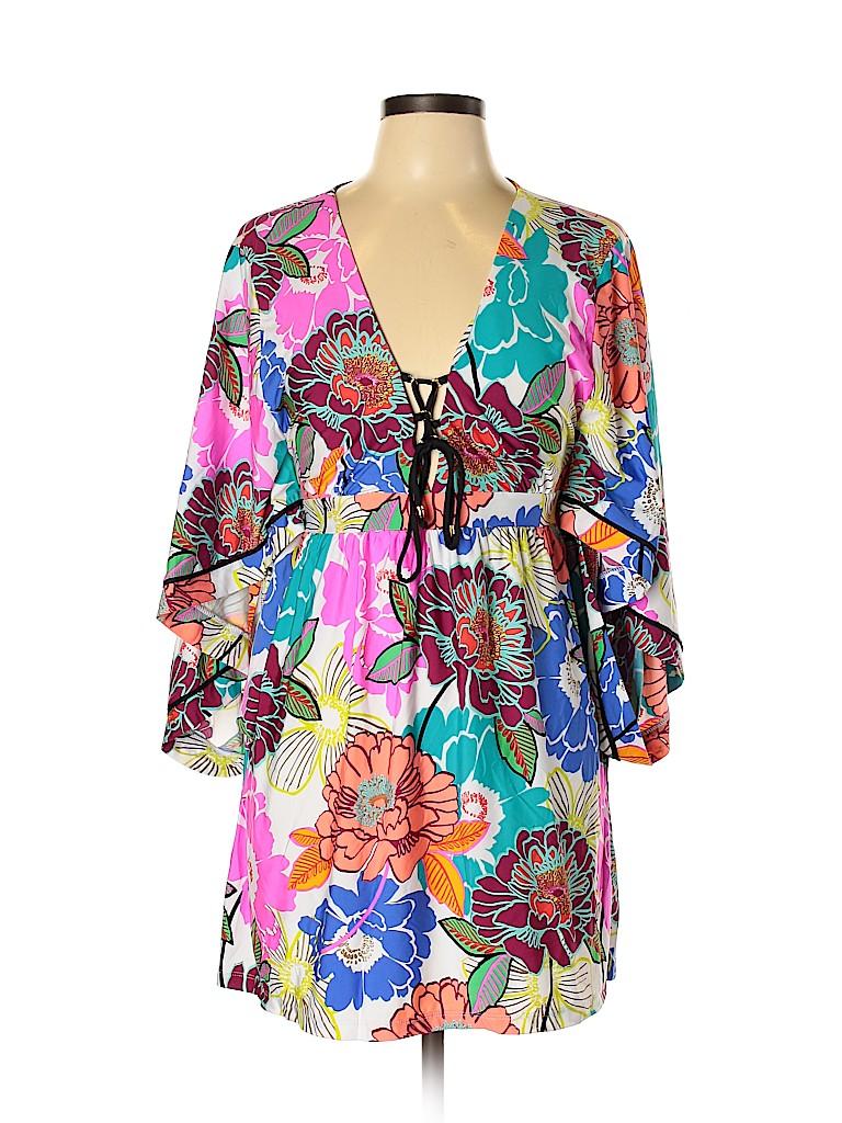 Trina Turk Women Casual Dress Size L