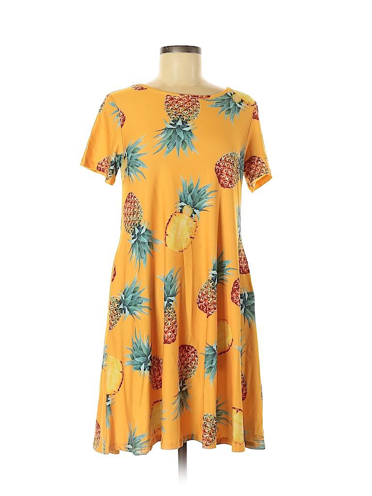 Yelete Women Casual Dress Size M