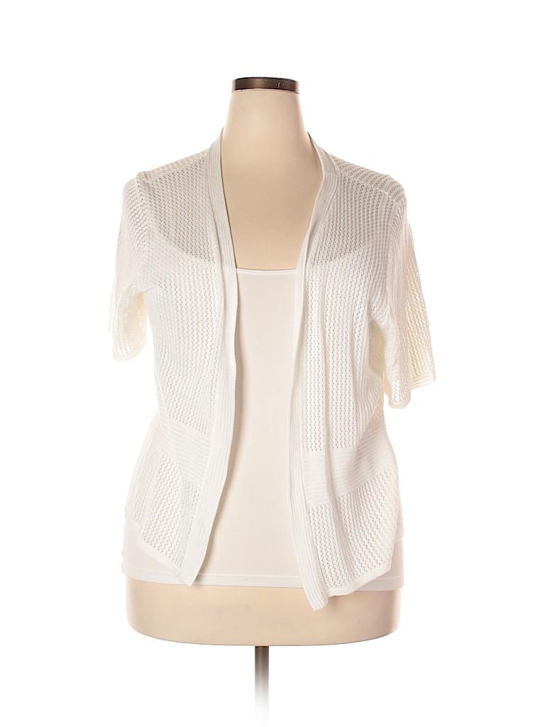 Avenue Women Cardigan Size 18 - 20 Plus (Plus)