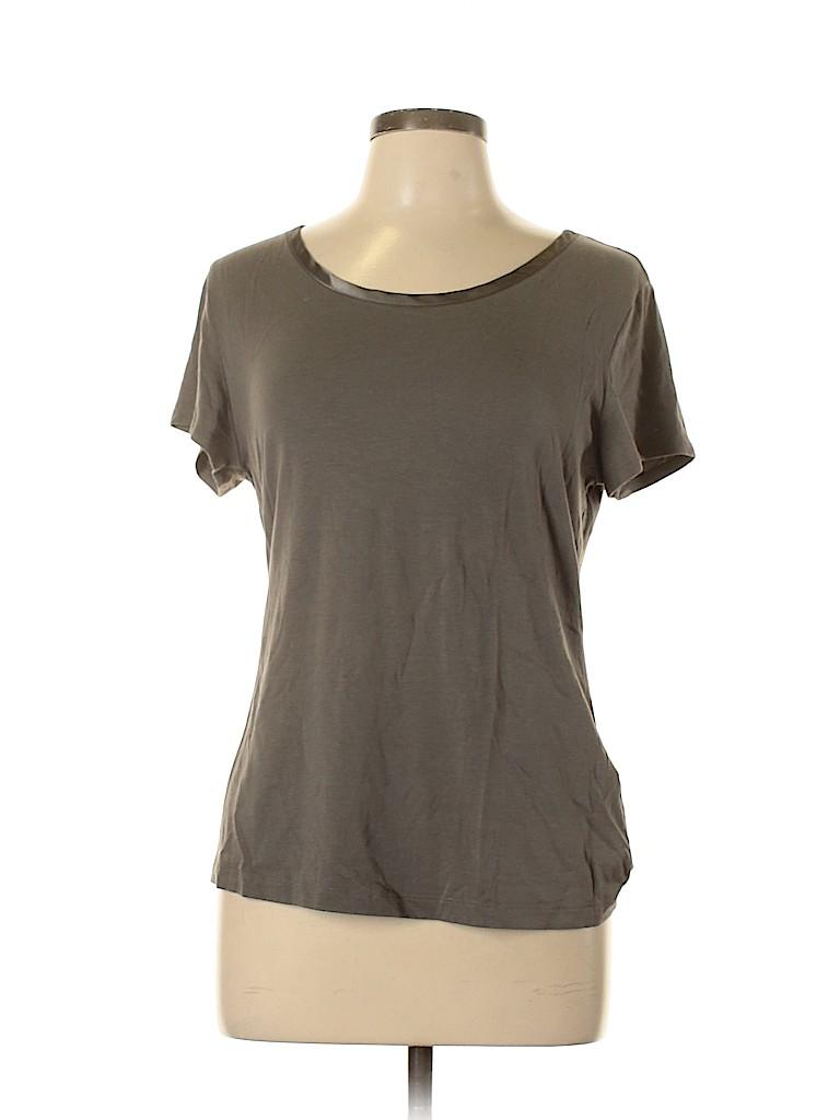 Banana Republic Factory Store Women Short Sleeve Top Size L