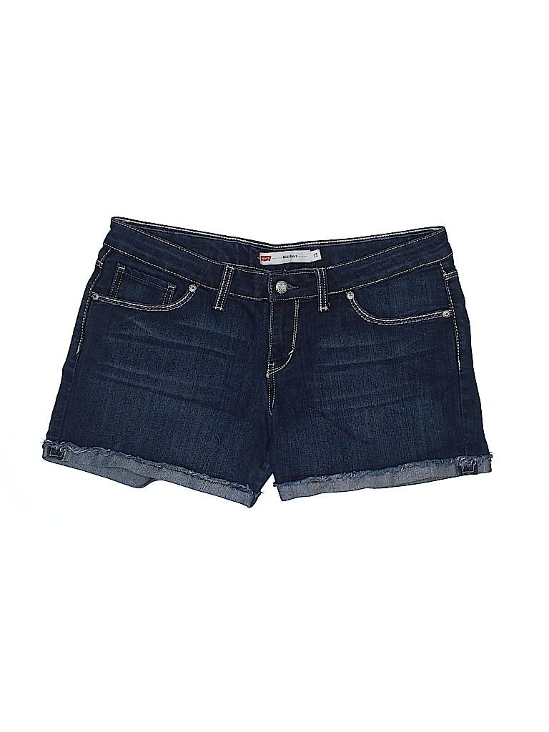 Levi's Women Denim Shorts Size 15
