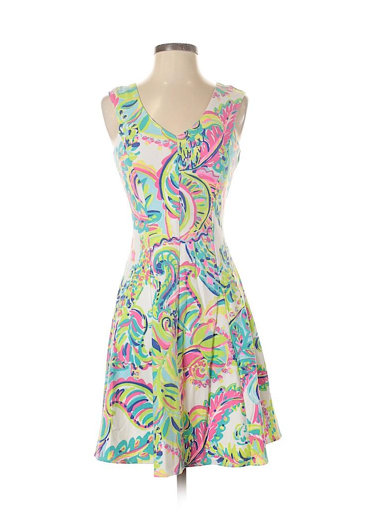 Lilly Pulitzer Women Casual Dress Size XXS