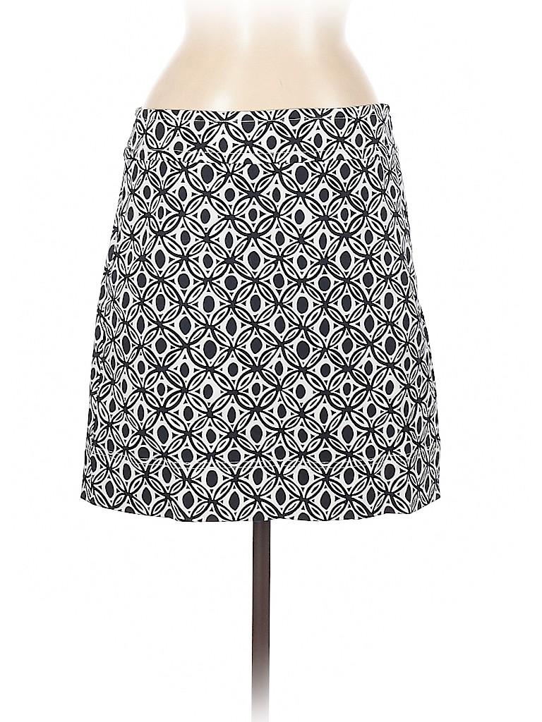 Talbots Women Casual Skirt Size 8 (Petite)