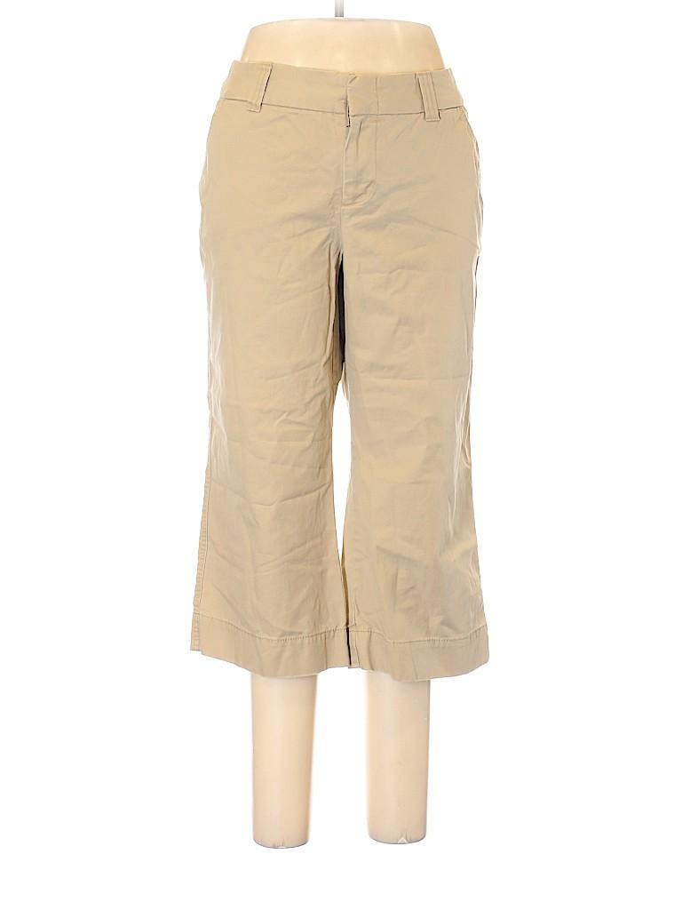 Gap Women Khakis Size 14