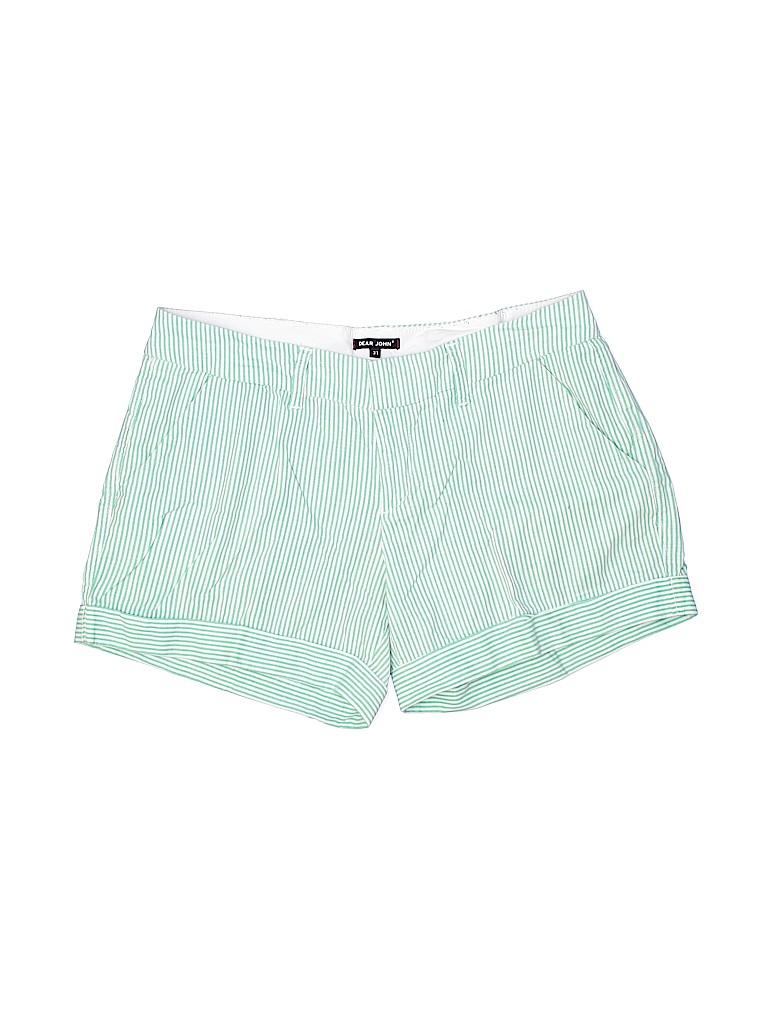 Dear John Women Shorts 31 Waist