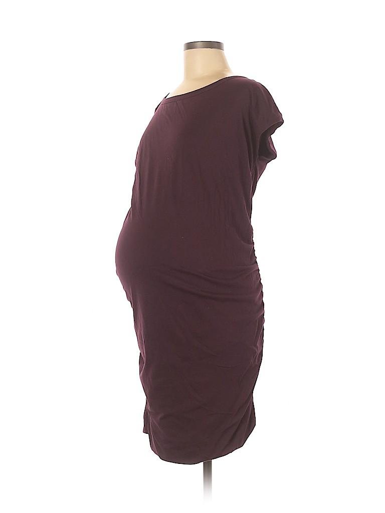 Gap - Maternity Women Casual Dress Size L (Maternity)