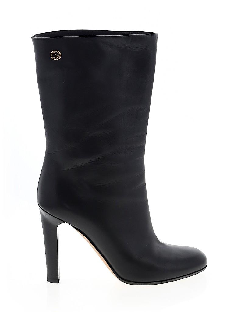 Gucci Women Boots Size 38.5 (IT)