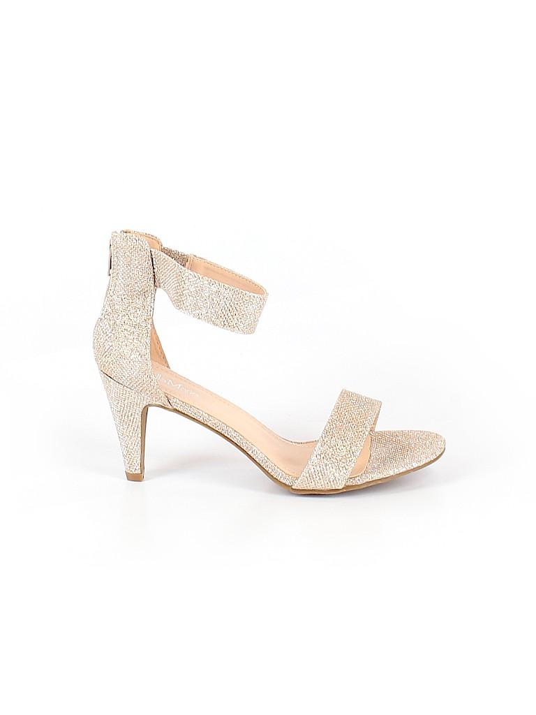 Bella Marie Women Heels Size 10