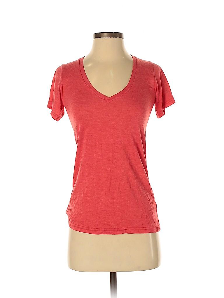 Frenchi Women Short Sleeve T-Shirt Size XS