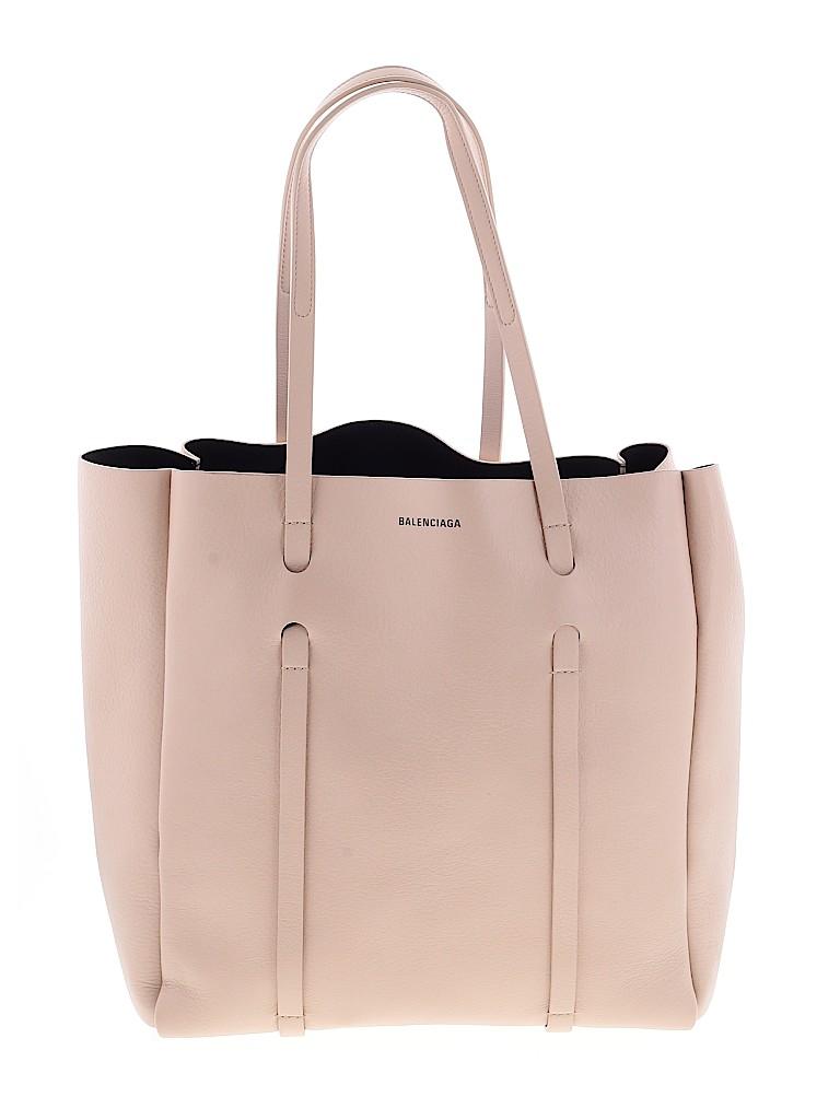 Balenciaga Women Leather Tote One Size