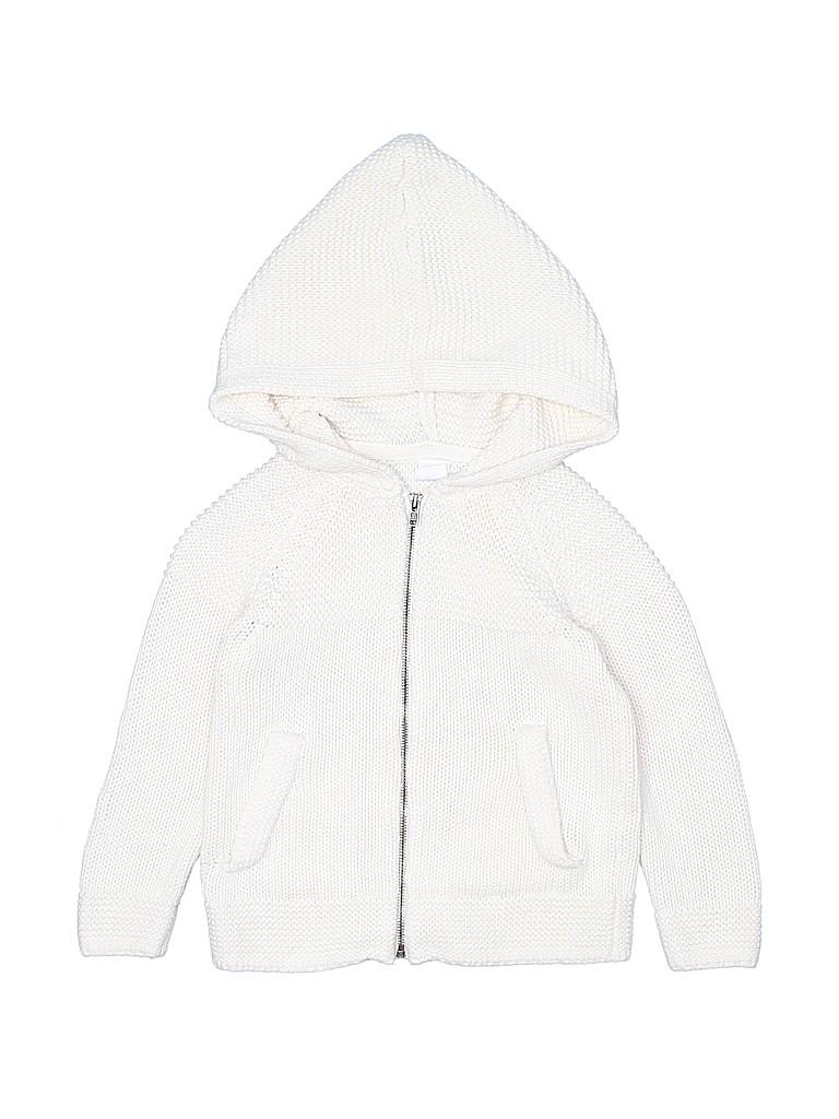 Baby Gap Girls Zip Up Hoodie Size 4