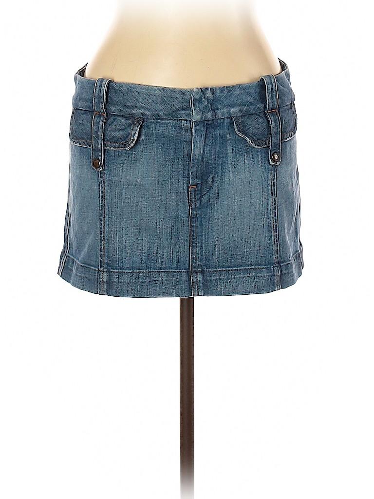 Citizens of Humanity Women Denim Skirt 31 Waist