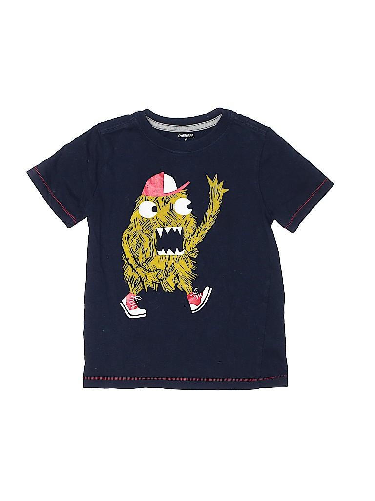 Gymboree Boys Short Sleeve T-Shirt Size 4T