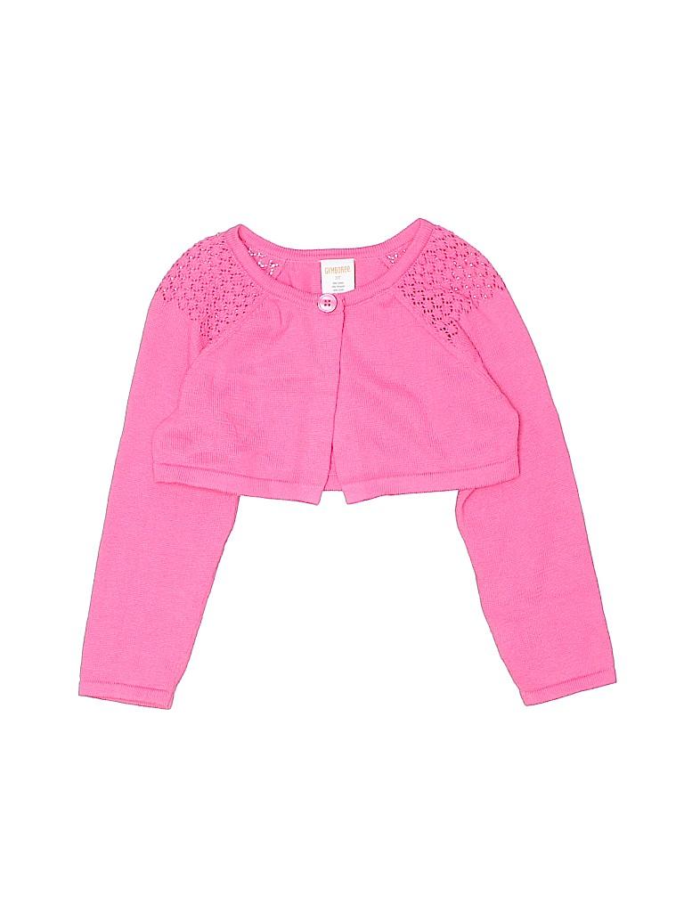 Gymboree Girls Cardigan Size 3T