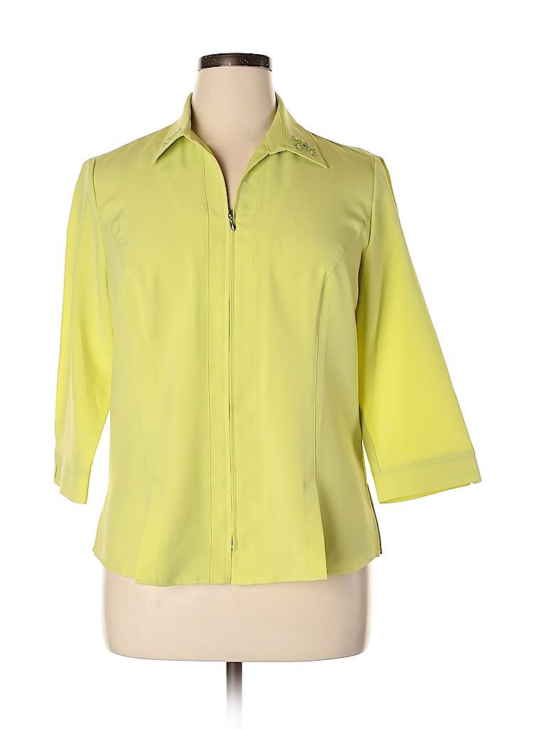 Kathy Che Women Blazer Size 14